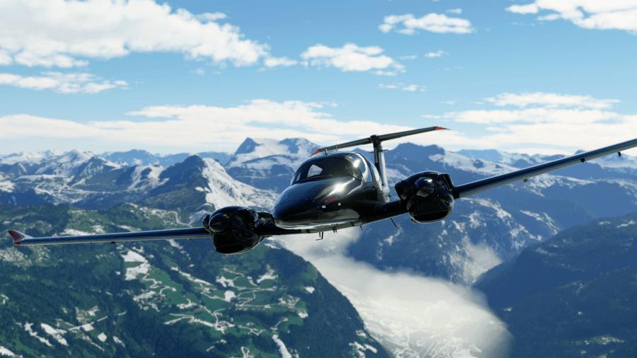 Про поддержку аксессуаров в Microsoft Flight Simulator на Xbox Series X | S