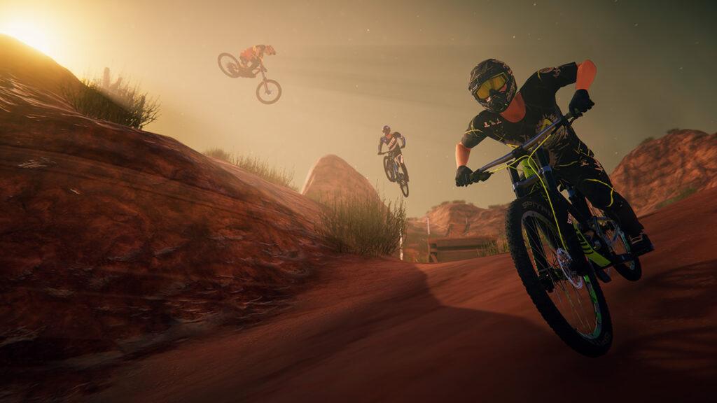 Обновление Descenders до Xbox Series X | S вышло и включено в Game Pass