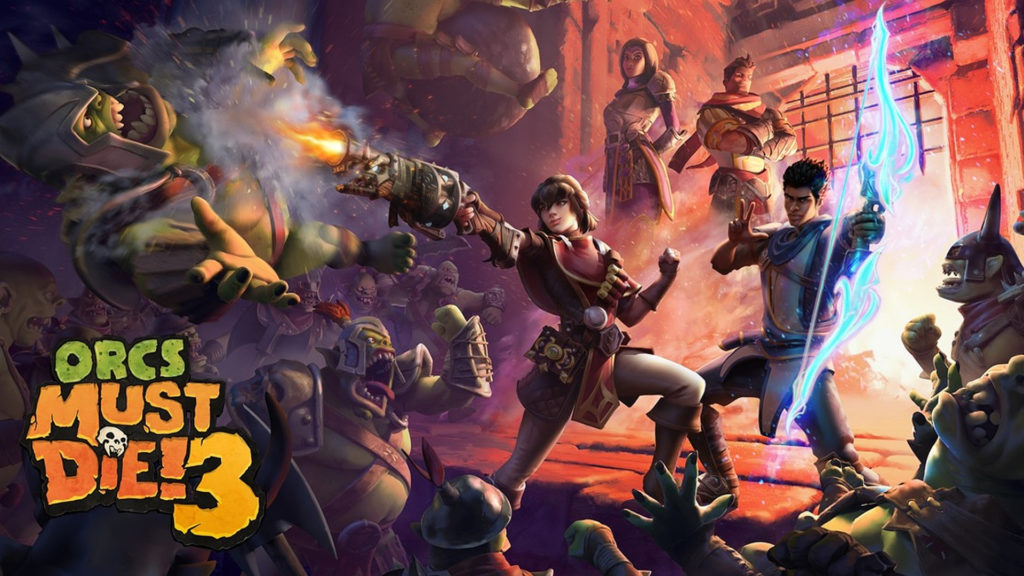 Orcs Must Die! 3 выйдет на приставках Xbox уже в июле