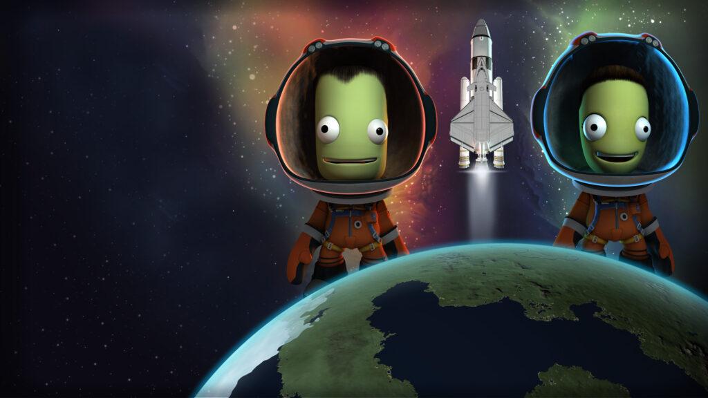 Kerbal Space Program обновят до Xbox Series X   S этой осенью