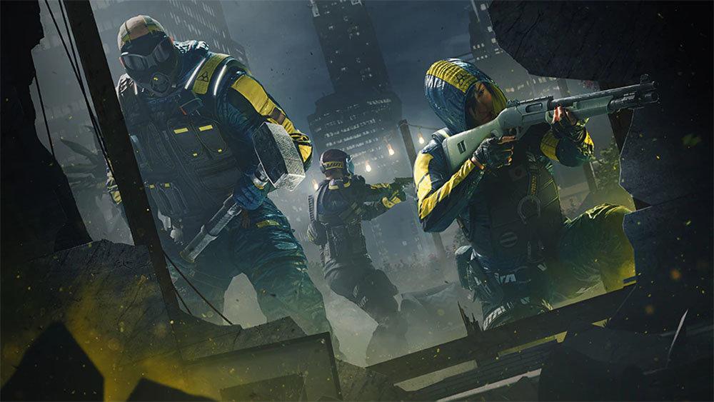 Объявлена дата релиза Rainbow Six Extraction и показан новый геймплей