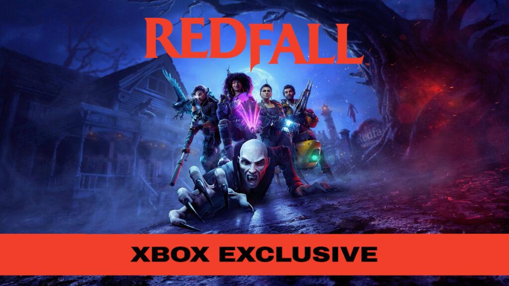 Мировая премьера: игра Redfall от студии Arkane