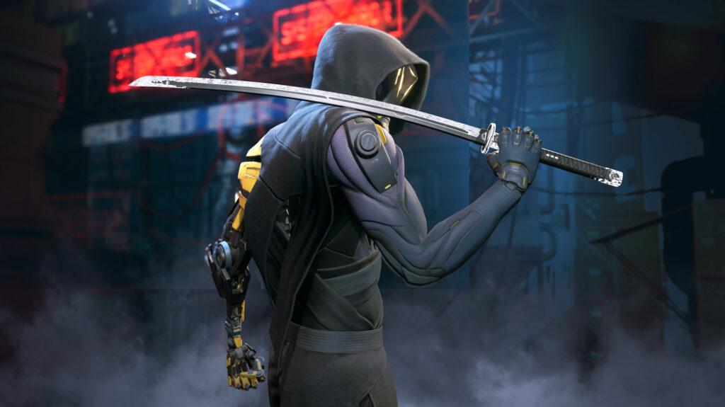 Обновление Ghostrunner для Xbox Series X | S выйдет 28 сентября