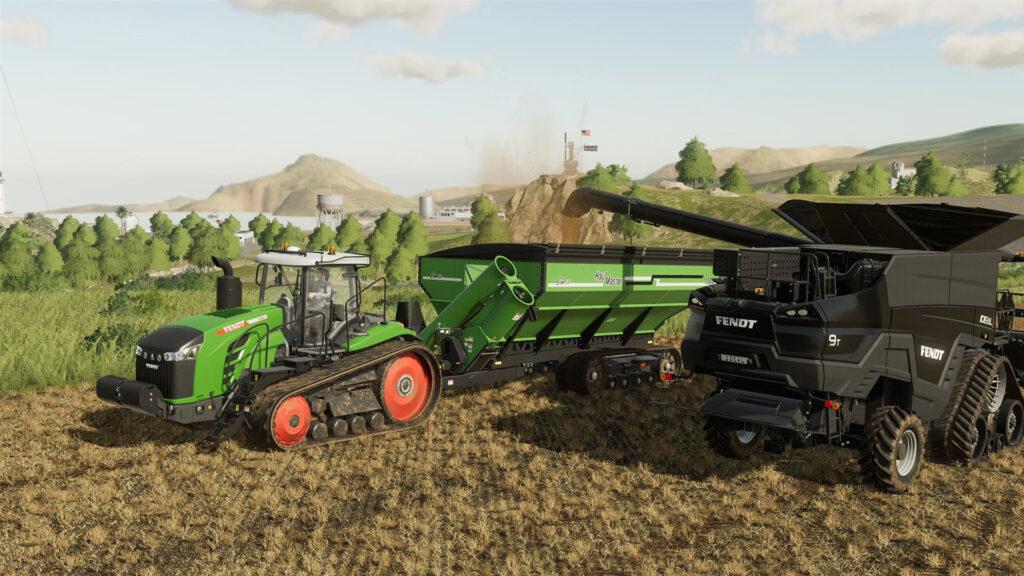 Похоже, Farming Simulator 19 вскоре добавят в Game Pass