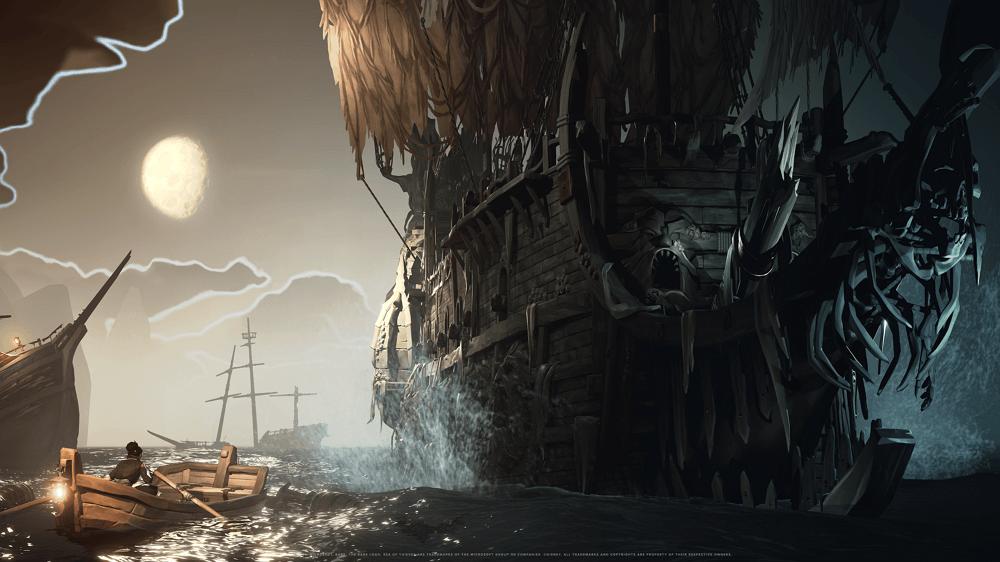Обновление с «Пиратами Карибского моря» для Sea of Thieves вызвало ажиотаж среди игроков