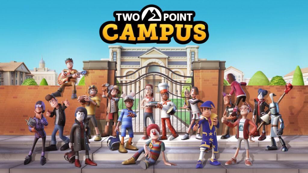 Игру Two Point Campus официально анонсирована – первый трейлер