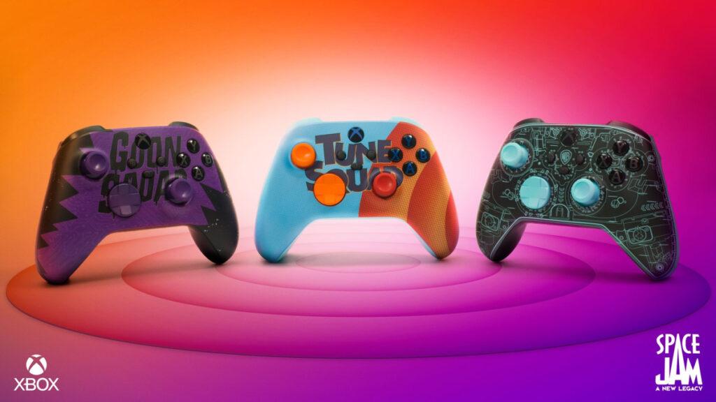 Microsoft представила 3 новых уникальных геймпада Xbox