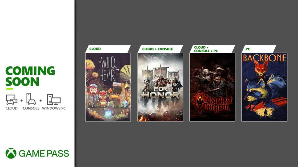 Эти 4 игры пополнят подписку Game Pass в начале июня