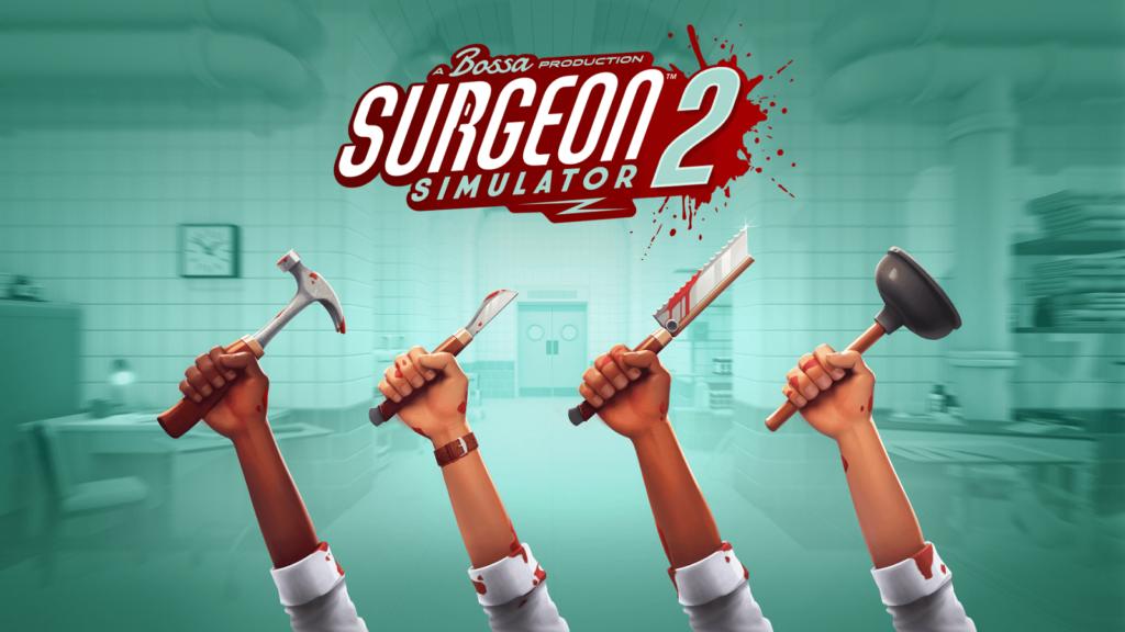 Игра Surgeon Simulator 2 выйдет 2 сентября на приставках Xbox