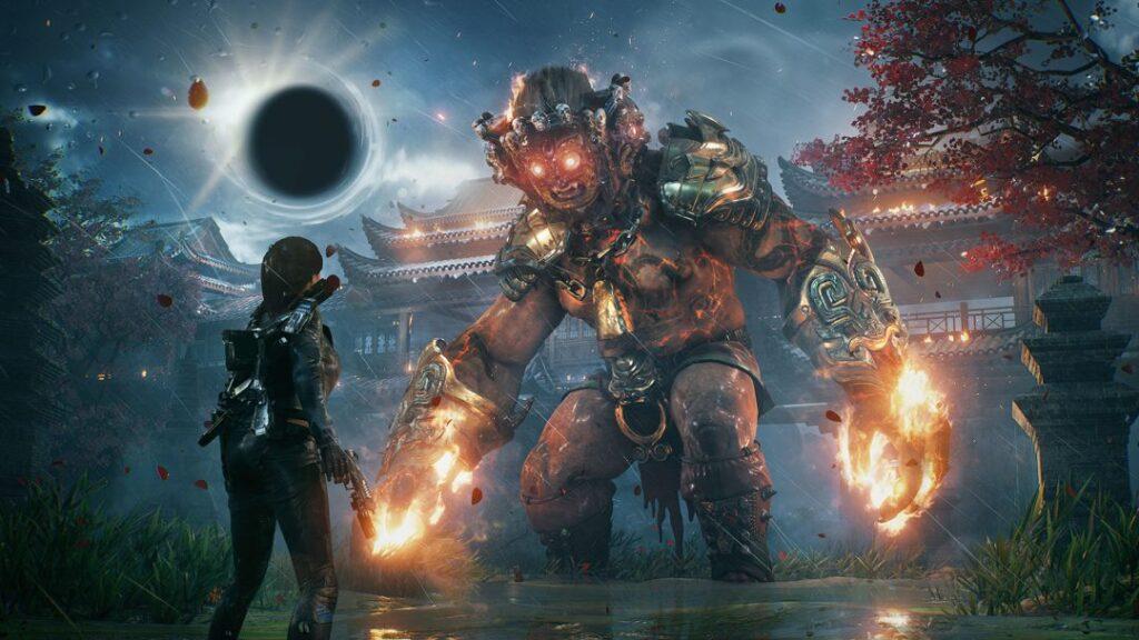Новый геймплей Bright Memory: Infinite с демонстрацией оружия и сражений
