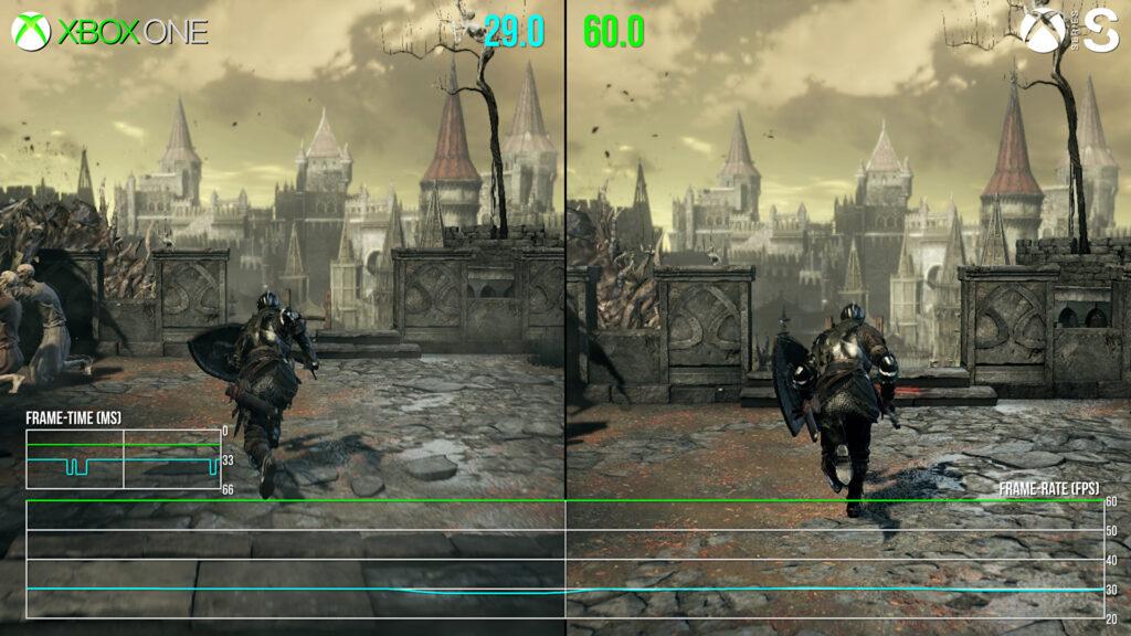 Digital Foundry протестировали FPS Boost в Dark Souls 3 на Xbox Series X | S
