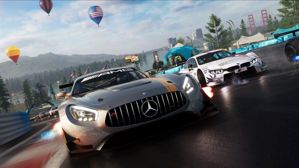 В Microsoft Store для Xbox теперь доступно специальное издание The Crew 2