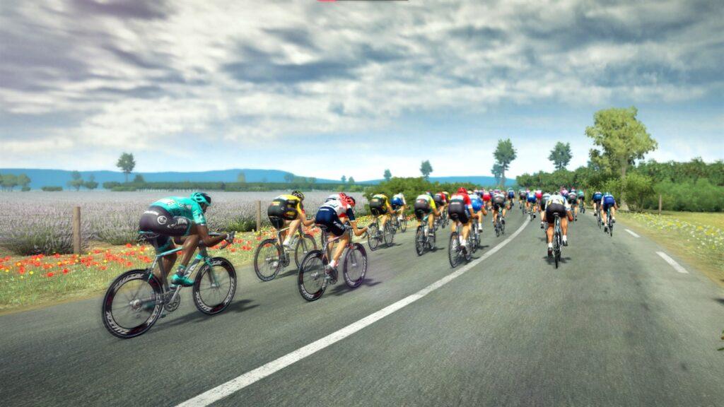 Tour de France 2021 вышла на Xbox, игра не поддерживает Smart Delivery