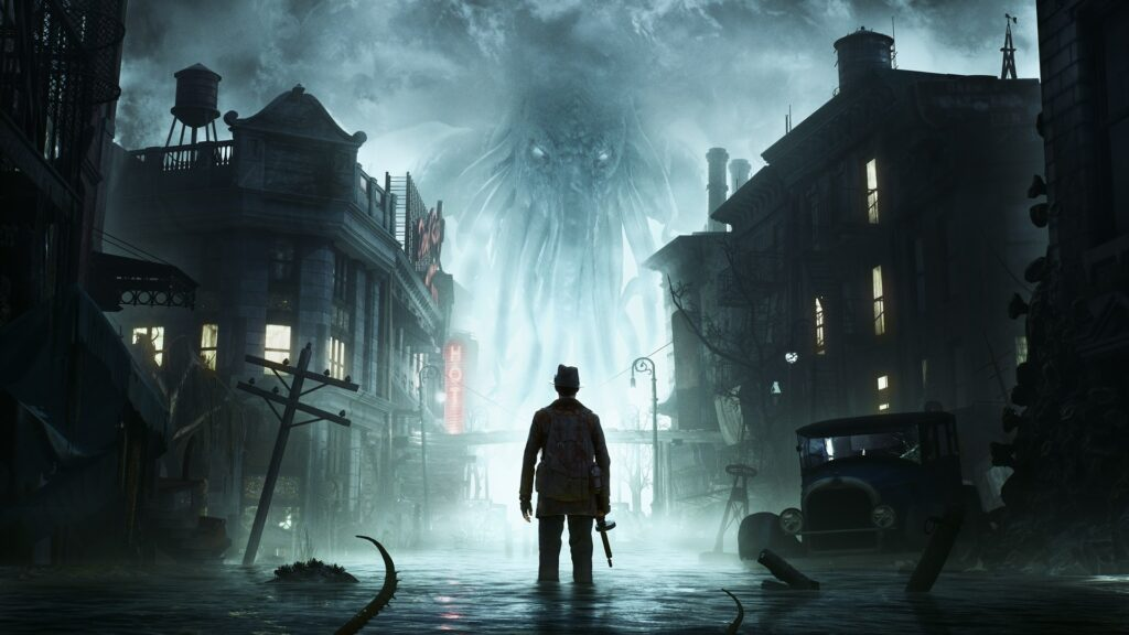 На Xbox Series X   S теперь доступна бесплатная пробная версия The Sinking City