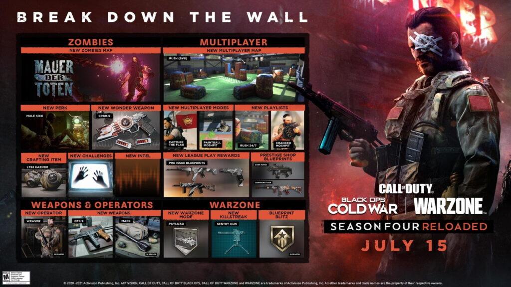 В Call Of Duty: Black Ops Cold War можно будет играть бесплатно в течение недели