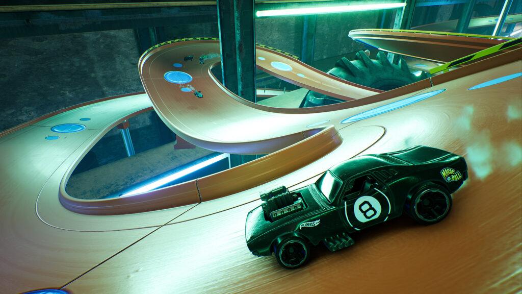 Как работает редактор трасс в Hot Wheels Unleashed – в новом геймплейном ролике
