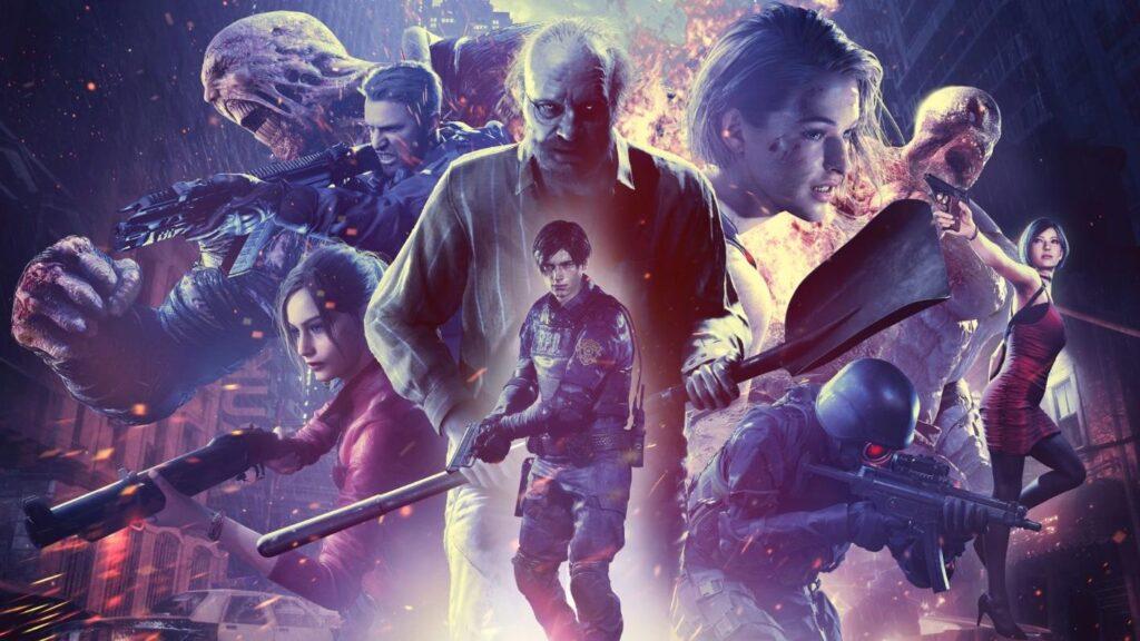 Релиз игры Resident Evil Re:Verse перенесли на 2022 год