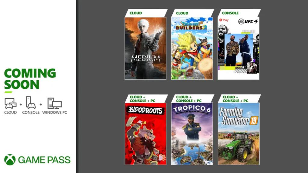 Эти 6 игр пополнят подписку Game Pass в начале июля