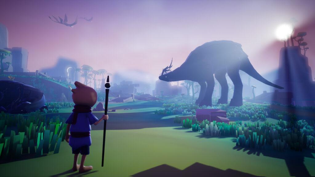 Omno выходит на Xbox уже 29 июля, сразу в Game Pass