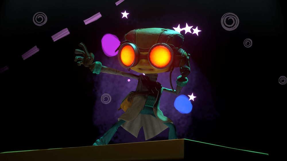 Новый трейлер Psychonauts 2, игра выходит 25 августа в Game Pass