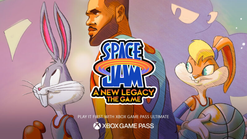 Игру Space Jam: A New Legacy могут забрать бесплатно подписчики Game Pass Ultimate