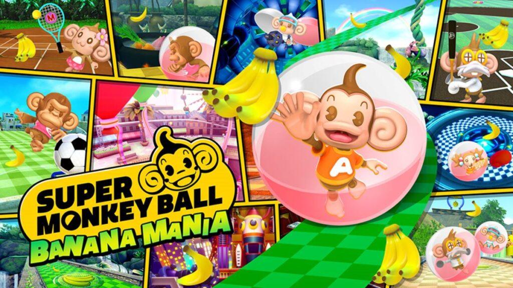 Новый трейлер Super Monkey Ball: Banana Mania, игра выходит 5 октября