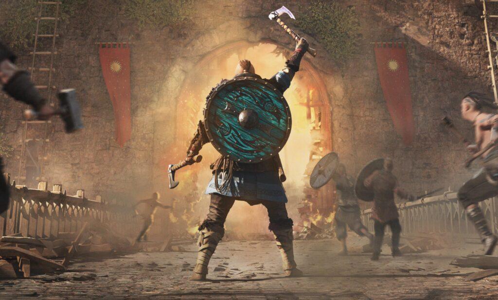 Официально: «Осада Парижа» для Assassin's Creed Valhalla выходит 12 августа