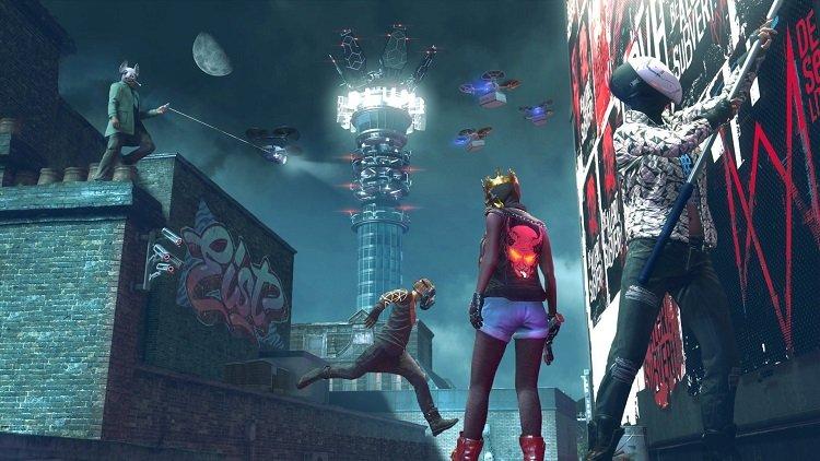 Зомби-режим Watch Dogs: Legion теперь доступен на Xbox и Playstation