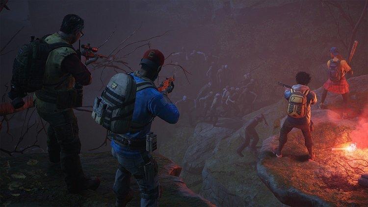 Геймплей предстоящей бета-версии Back 4 Blood, скоро к тестированию смогут присоединиться все желающие