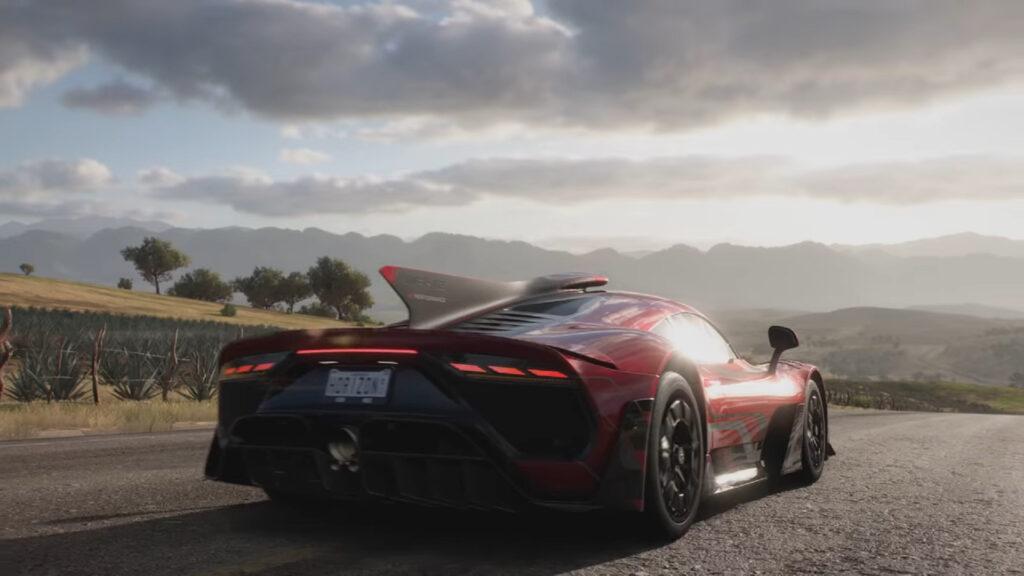 Создатели Forza Horizon 5 показали карту игрового мира