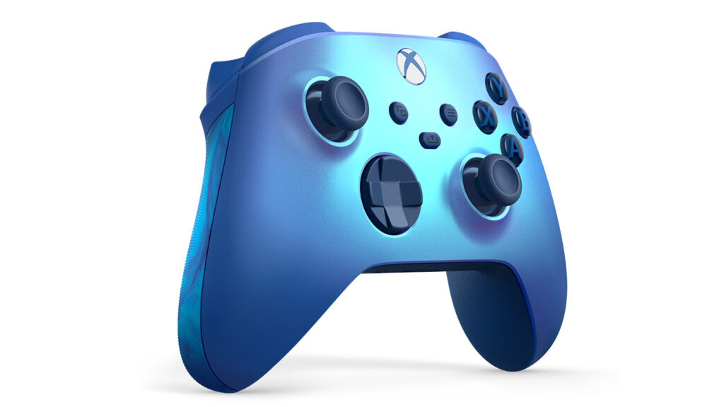 Microsoft анонсировала новый геймпад Xbox - Aqua Shift Special Edition