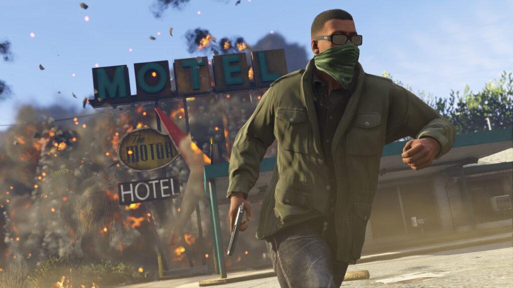 Grand Theft Auto V сегодня снова покидает подписку Game Pass