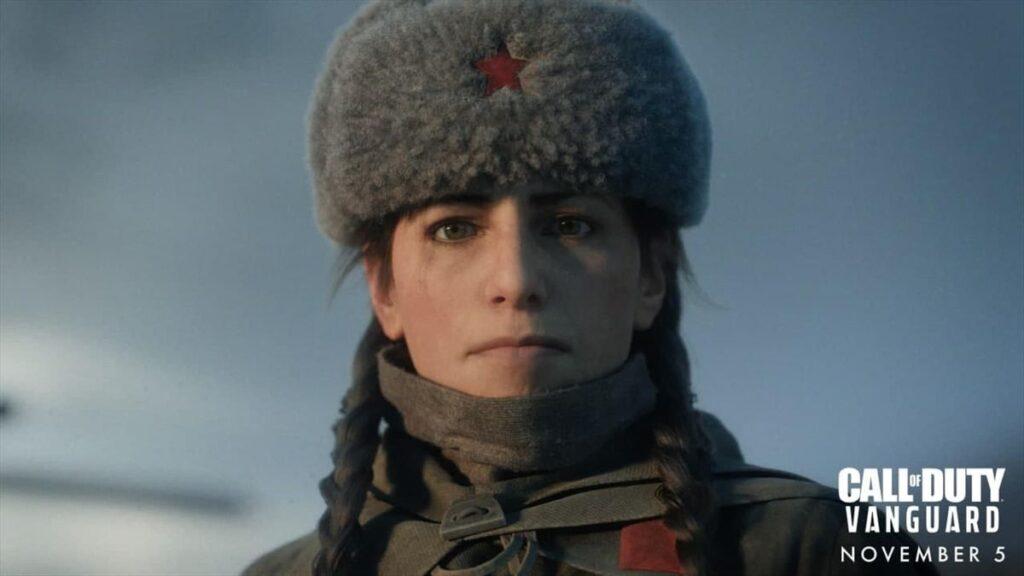 Первый геймплей сюжетной кампании Call of Duty: Vanguard - про советского солдата Полину