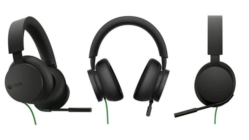 Microsoft анонсировала новую гарнитуру - Xbox Stereo Headset