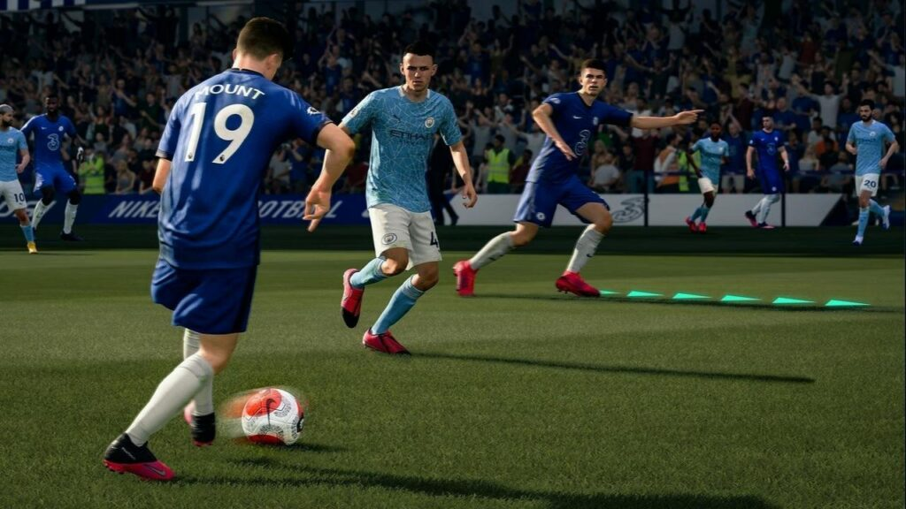 EA представила трейлер Ultimate Team из FIFA 22 с основными нововведениями