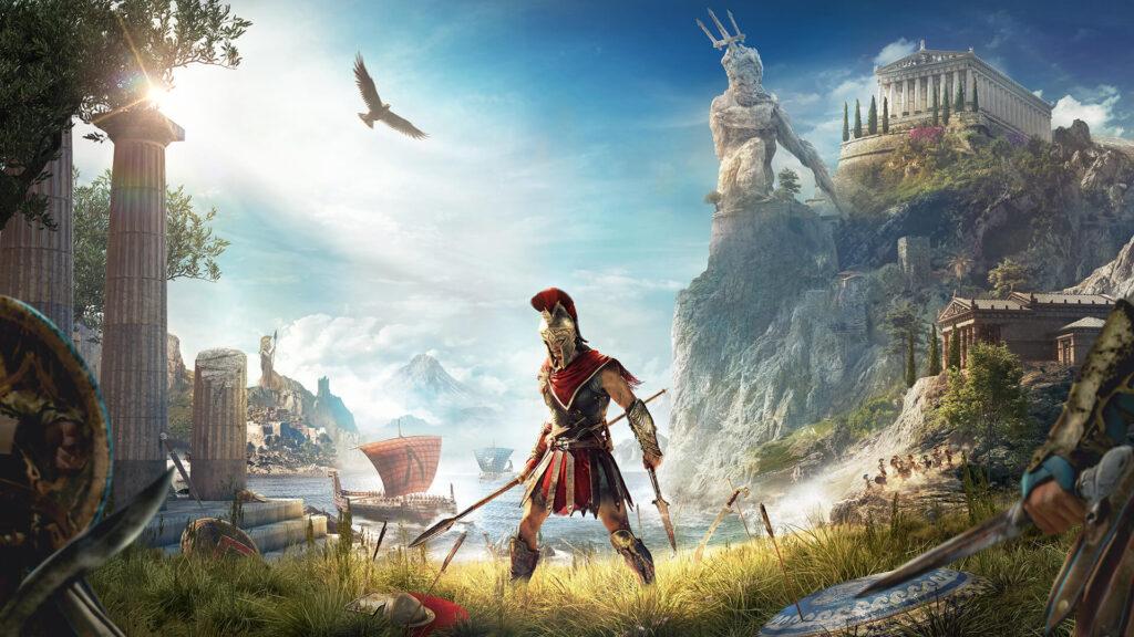 Assassin's Creed Odyssey завтра получит обновление с 60 FPS на Xbox Series X   S