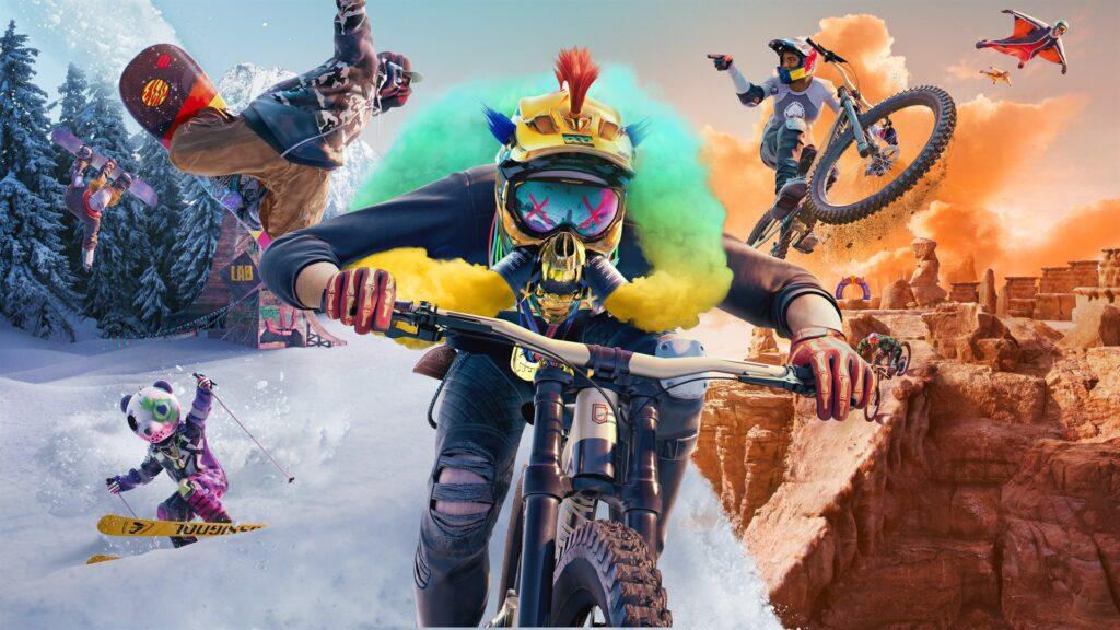 Стартовала открытая бета-версия Riders Republic на Xbox One и Xbox Series X | S