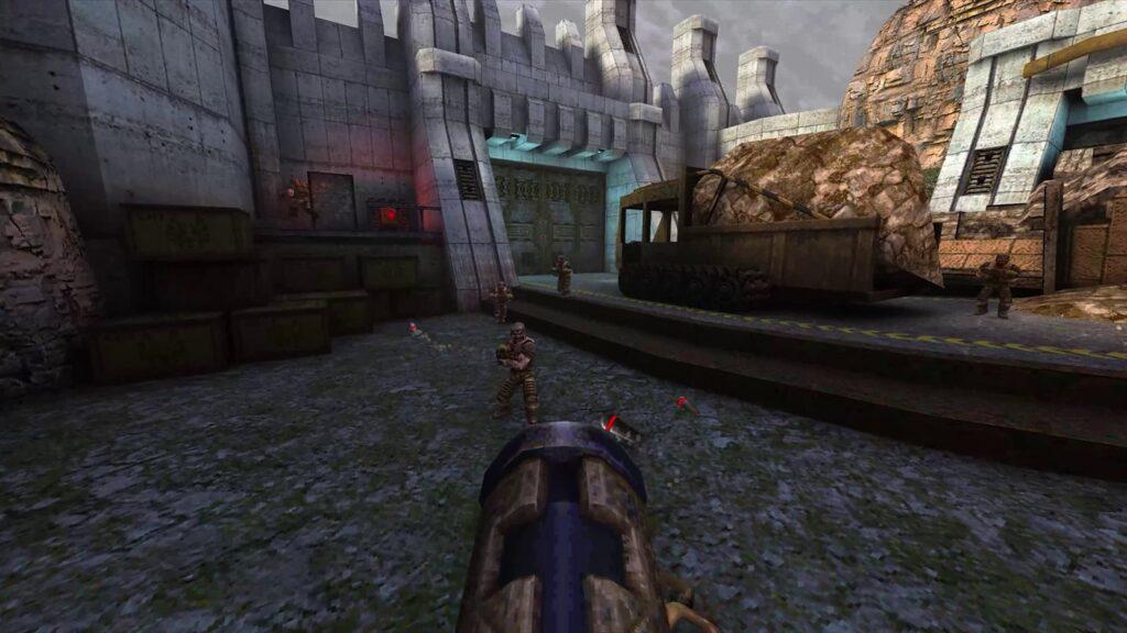 Переиздание Quake сегодня выходит на Xbox, сразу в Game Pass