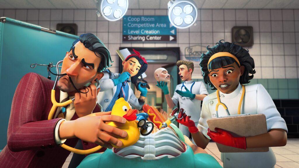 Surgeon Simulator 2 добавят в Game Pass в день релиза – 2 сентября
