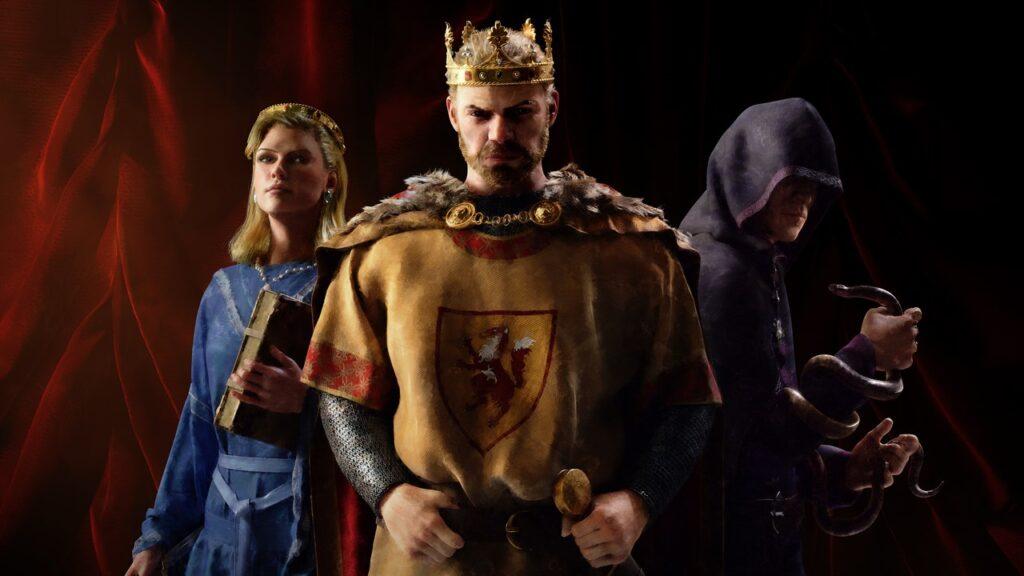 Официально: Crusader Kings III выходит на приставках Xbox Series X | S, в Game Pass в день релиза