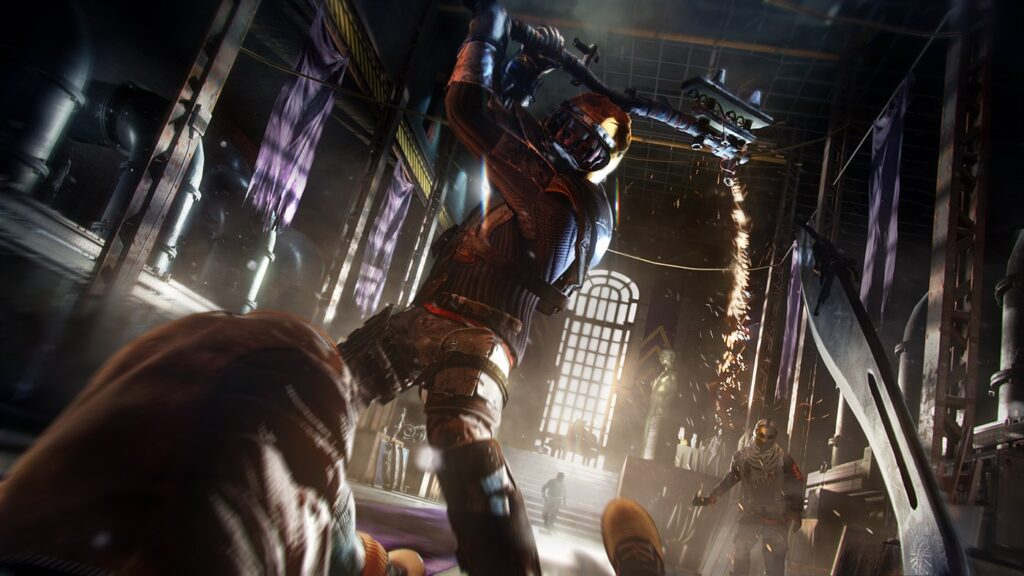 Новый геймплей Dying Light 2: Stay Human – элементы паркура и боевая система