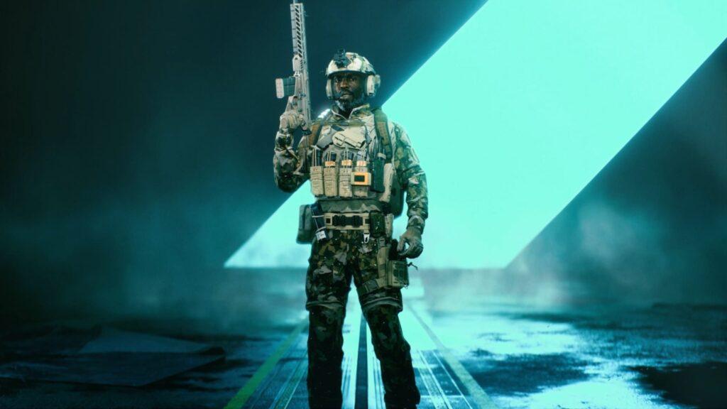 Создатели Battlefield 2042 показали геймплей за «Ирландца»
