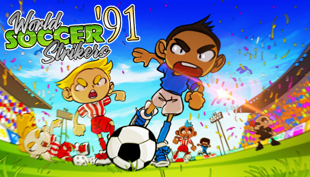 На Xbox вышел футбол в стиле 90-х – игра World Soccer Strikers '91