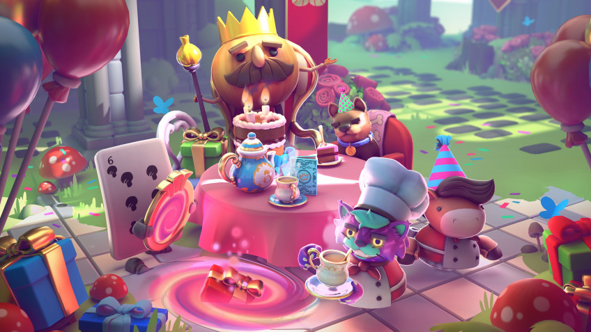 Игра Overcooked! All You Can Eat получила бесплатное праздничное обновление с новым контентом