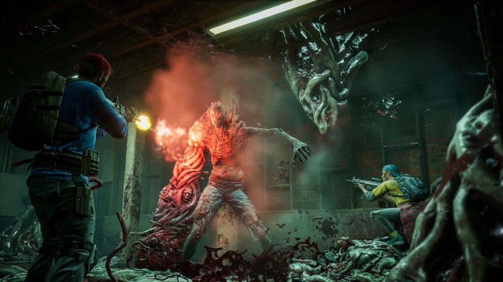 Разработчики Back 4 Blood взволнованы перед стартом в Game Pass с первого дня