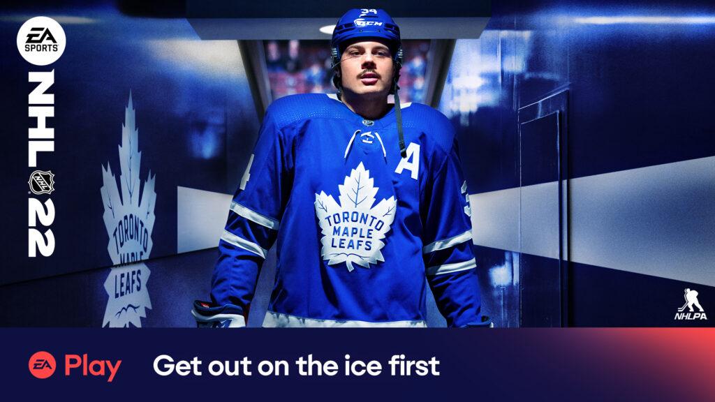 Пробная версия NHL 22 в Game Pass Ultimate и EA Play с 7 октября