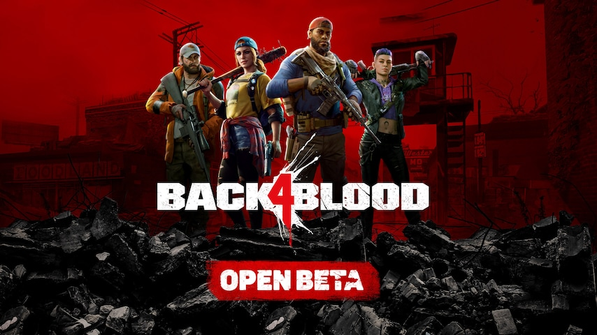 Бета-версию Back 4 Blood можно предварительно загрузить на Xbox