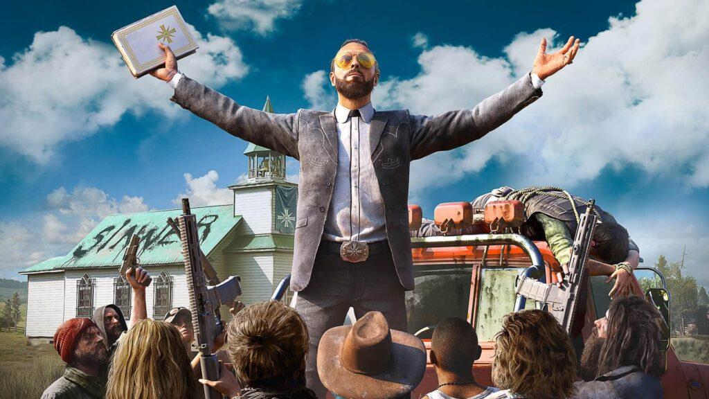 Far Cry 5 будет доступна бесплатно на Xbox в ближайшие несколько дней
