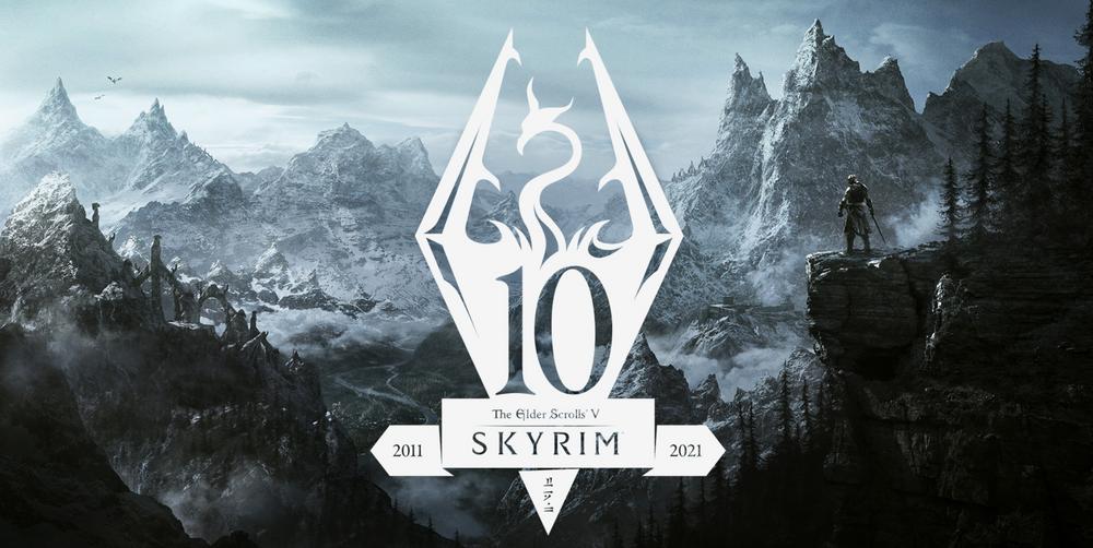 Анонсировано издание Skyrim Anniversary Edition: с оптимизацией до Xbox Series X | S и другими улучшениями