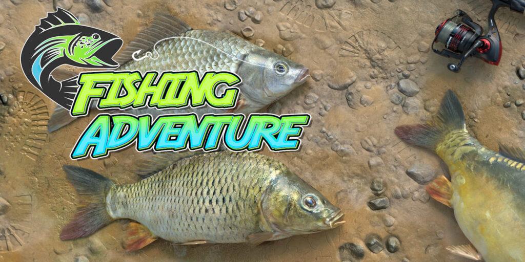 Fishing Adventure вскоре появится на приставках Xbox
